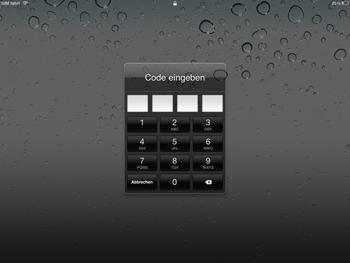 iPad 2 - Sicherheitsproblem