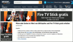 Fire tv stick gratis