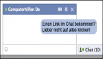 Facebook Chat-Virus