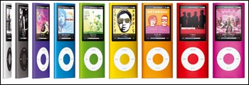 iPod Nano: Display