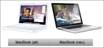 neues apple macbook