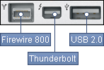 Thunderbolt im MacBook Pro