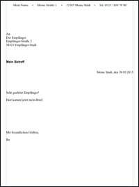 Word Briefpapier Vorlagen Zum Download Computerhilfende