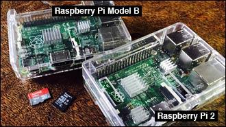 Raspberry Pi 1 und 2