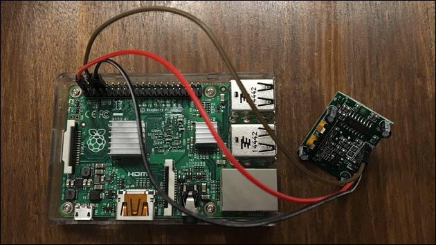 Raspberry Pi: GPIO Bewegungsmelder