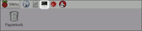 Terminal Raspberry Pi