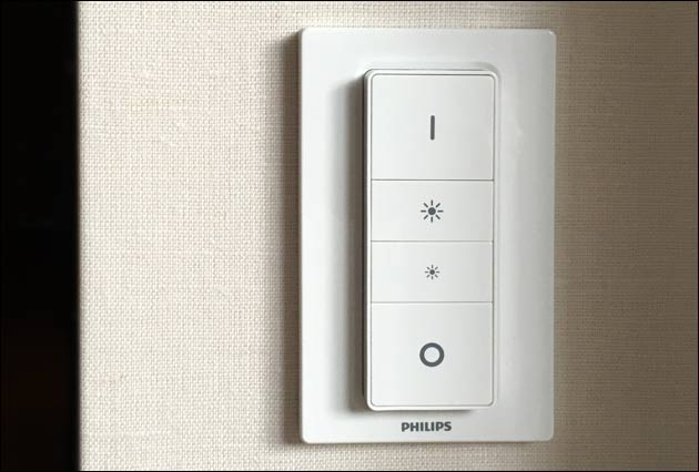 Philips hue Dimming Kit Lichtschalter