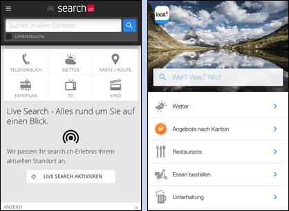 Telefonbuch Schweiz