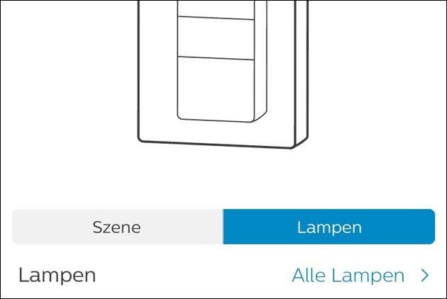 philips hue wireless dimming schalter neue lampen anmelden. Black Bedroom Furniture Sets. Home Design Ideas