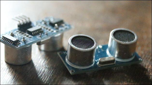 Ultraschallsensor HC-SR04 am Arduino