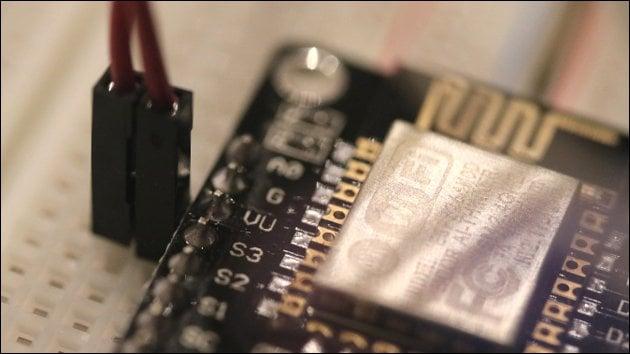 ESP NodeMCU 5V Ausgang
