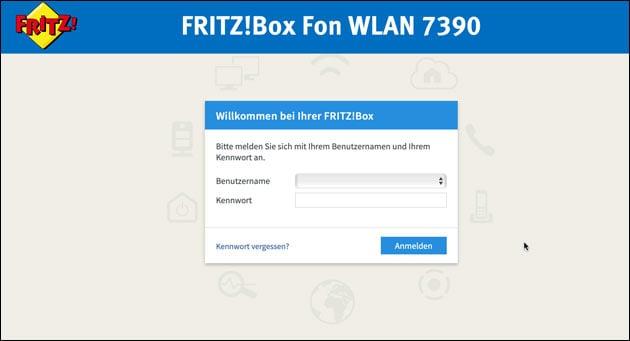 http Fritz.box