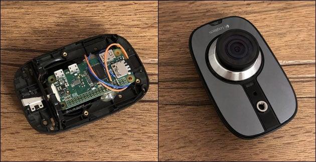 Raspberry Pi Alert Kamera