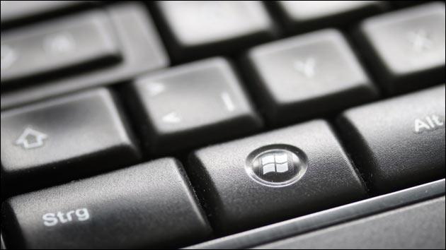Windows Taste Tastatur