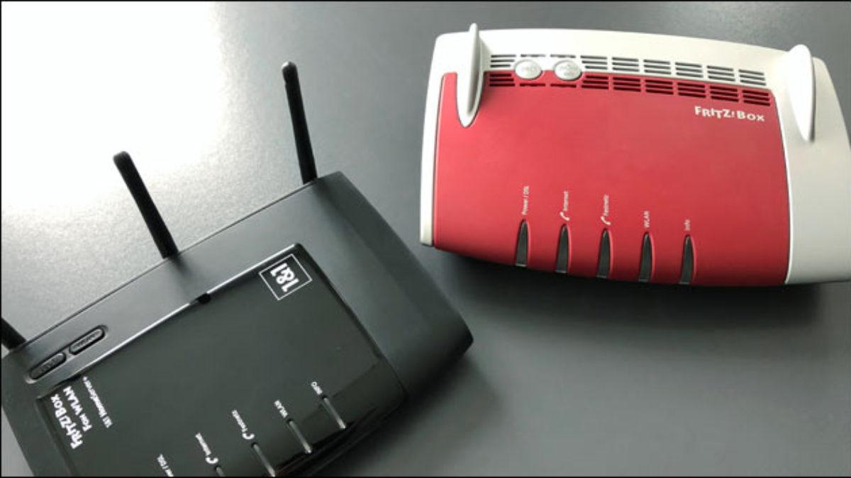 Zweite Fritzbox als Repeater nutzen und das WLAN verbessern