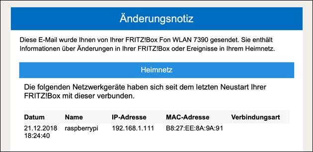 Fritzbox: Neues WLAN Gerät