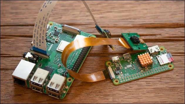 Raspberry Pi Kamera Probleme lösen