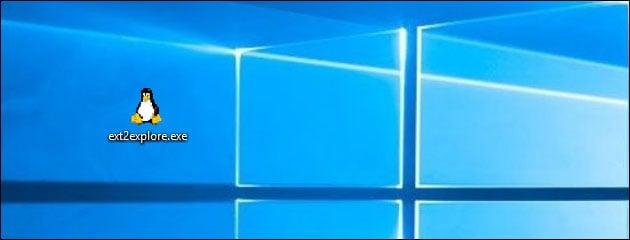 ext2 Disk unter Windows öffnen