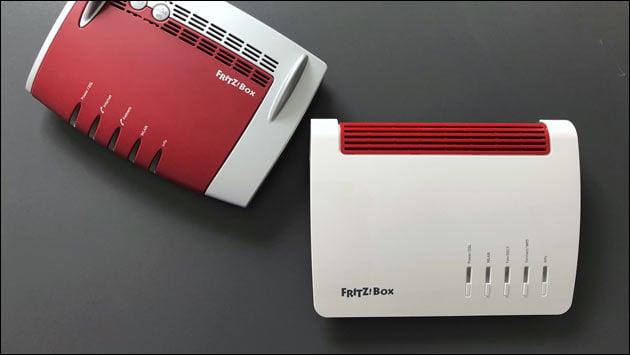 Fritzbox Upgrade: Wechsel zum neuen Fritzbox Router