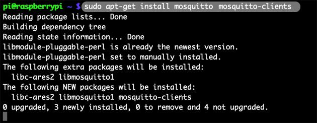 MQTT: Mosquitto auf Raspberry Pi installieren