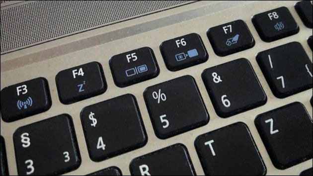 Acer Notebook: Touchpad aktivieren