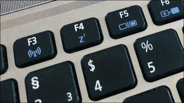 Acer Notebook WLAN einschalten