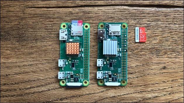 Raspberry Pi SD Karte