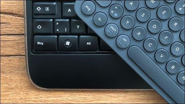 CMD Taste Windows Tastatur