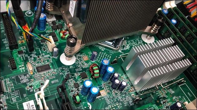 Mainbord und CPU