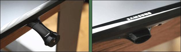 Samsung: Monitor Fuss