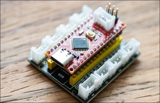 Arduino Grove Shield