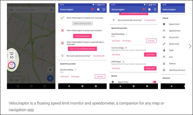 Android Auto Geschwindigkeit Anzeigen