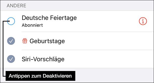 Lösung: iPhone Serveridentität Problem beheben im Kalender