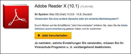 Adobe PDF Plugin