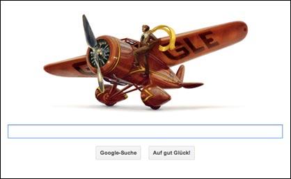 Amelia Earhart Doodle
