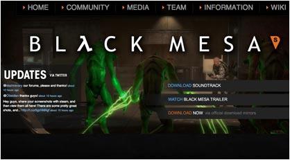 Black Mesa: Half-Life Remake
