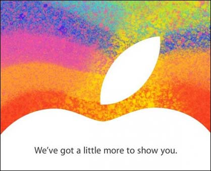 Apple Event zum iPad Mini