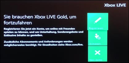 Xbox Gold Aabo
