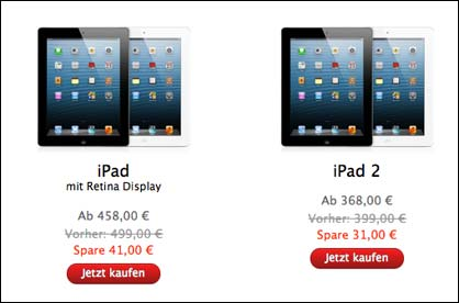 Black Friday: Apple Angebote