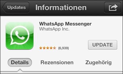 Whatsapp Jetzt Kostenpflichtig