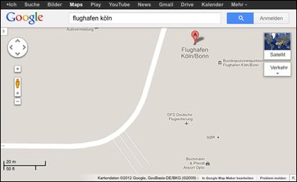 Google Maps - Indoor Maps