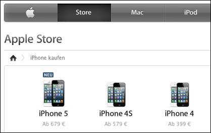 Billig iPhone