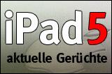 Gerüchte: Das kann das iPad 5