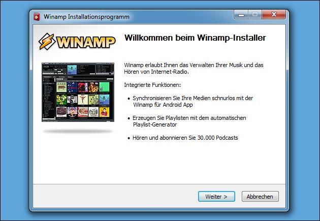 WinAMP: Download wird eingestellt