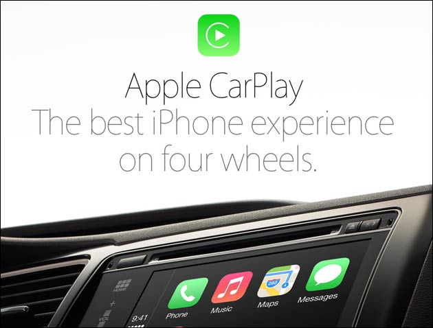 Apple CarPlay: iPhone im Auto