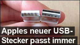 iPhone 6: Apples neuer USB Stecker