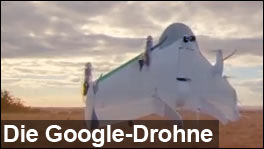 Project Wing: Die Google Drohne