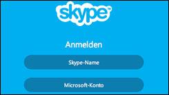 Skype, der neue MSN Messenger
