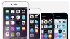 iPhone 5 und iPhone 6