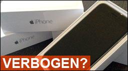 Bendgate? Verbiegt das iPhone 6 wirklich?